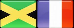 Jamaica Reggae Boyz vs France Jun 8 Lille