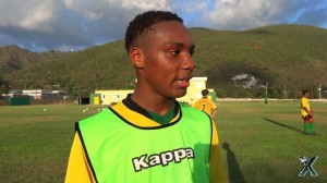 Jamaican to play for Inter Milan in Italy Jamaican footballer