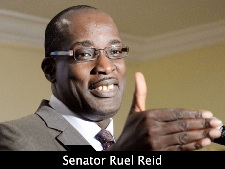 Senator Ruel Reid one child policy one child per family