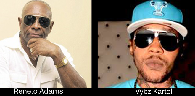 Reneto Adms Vybz Kartel spend 50 years in jail
