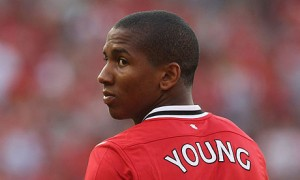 Ashley Young Jamaican roots