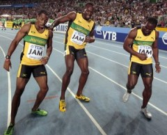 Jamaican athletes are the best