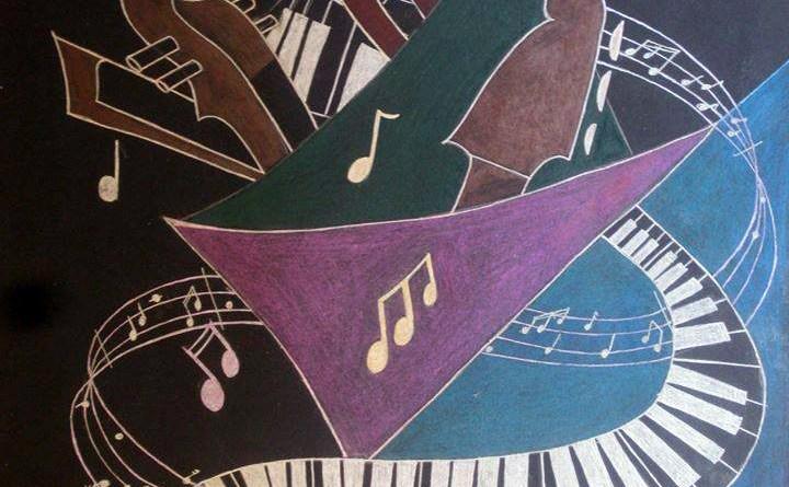 Jazz & Blues pointillism