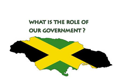 duties roles of Government