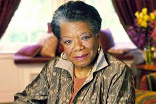 Greatest best tribute to Maya Angelou