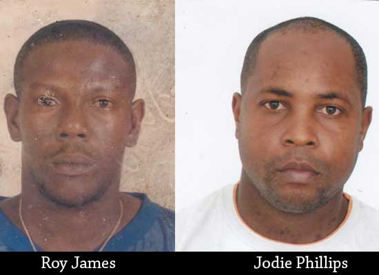 many killed in one day in Montego Bay Roy james Jodi Phillips