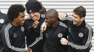 four players from Chelsea on Brazil team for World Cup 2014