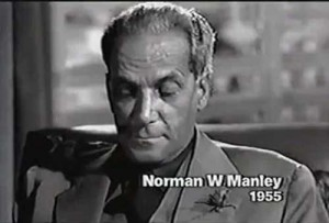 Norman manley greatest people that ever lived