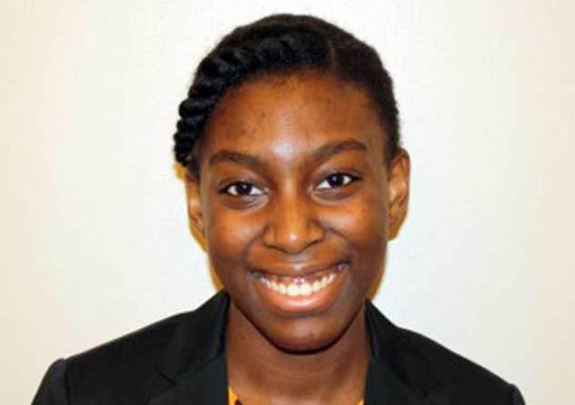 Jamaican girl Shanelle Davis first black valedictorian