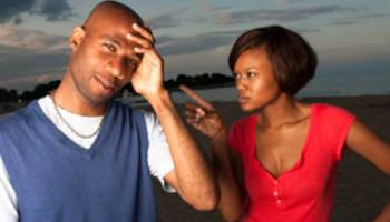 Cheat men why jamaican Dating a