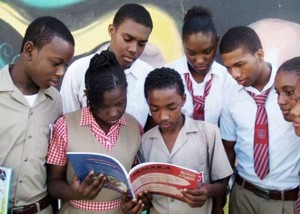 Master Booklist for students in Jamaica Education Ministry