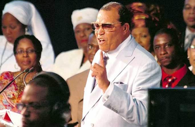 ouis Farakhan speech Jamaica