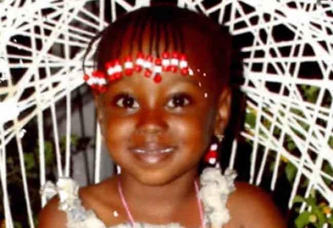 Kadesha cousins found dead 7 year old giirl