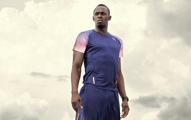Usain Bolt - Image via Puma