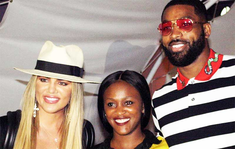 Khloe Kardashian and Boyfriend Enjoy Jamaican Getaway