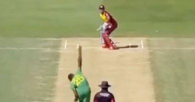 Paltry Simmons Proves Costly As WI Run Up Another T20 World Reversal