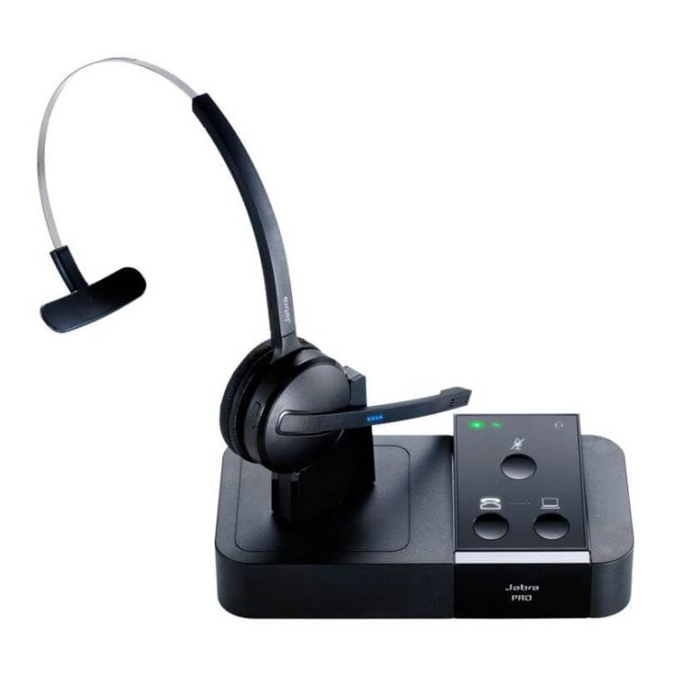 Buy Jabra Pro 9450 Wireless Headset: DECT Vs. Bluetooth: How To Choose The Right Wireless