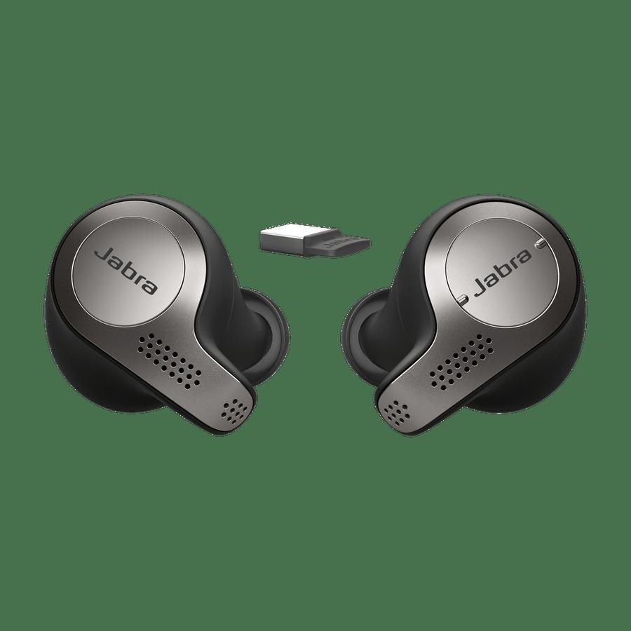 Jabra Evolve 65t MS Titanium Black & Link 370 2
