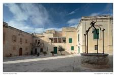 Mesquita square, Mdina
