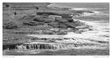 Coastline near St Peter's Pool, Marsaxlokk