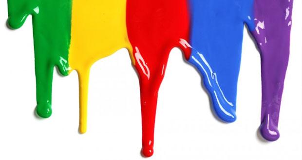 ألوان الطباعة وألوان الويب