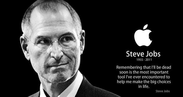 Steve Jobs رحل ويبقى الأثر!