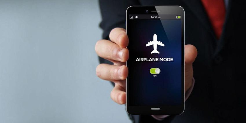 استراحة مؤقتة.. Flight mode