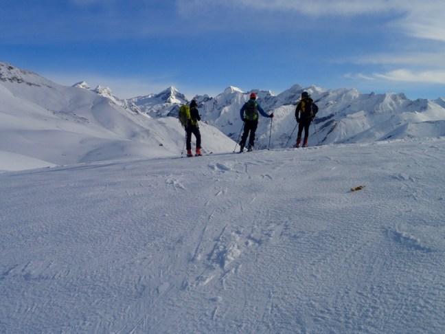 Llegamos al Col d Aneou