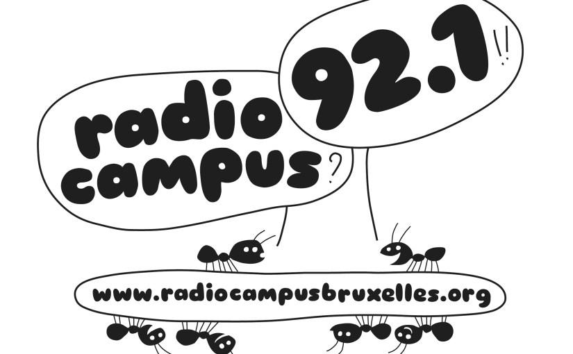 Radio Campus : Interview de Jacques Calonne par Fredux