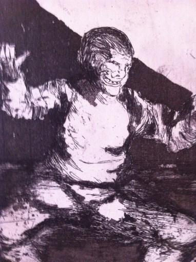 Original by Francisco José de Goya