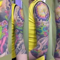 Estilos de Tatuagem