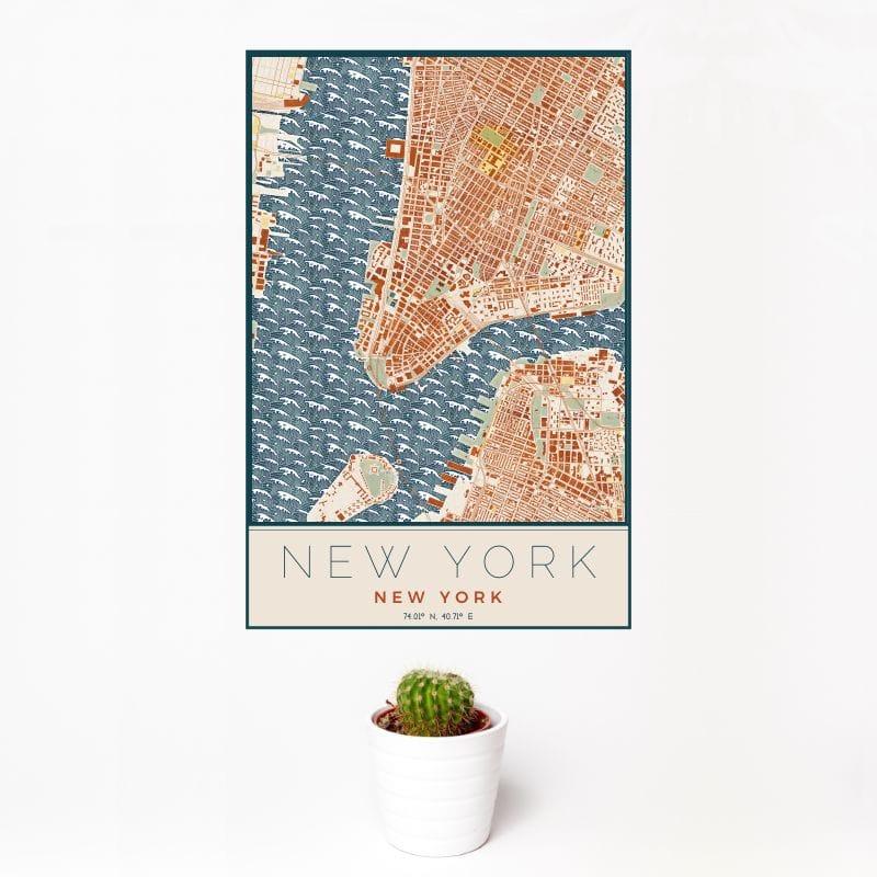 map poster city map print jace design