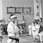 6. Mikołajkowy Turniej Karate Tradycyjnego dla dzieci