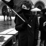 Anarchiści przeciwko inwigilacji – Kraków.