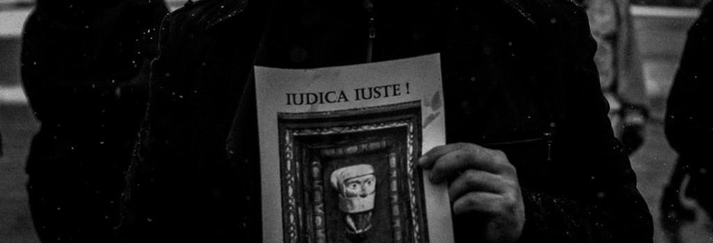 Skradziona Sprawiedliwość