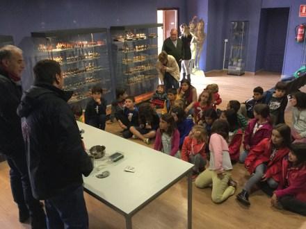 Día de los Museos. Actividades para niños.