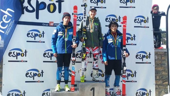 Ibon-Campeon-de-España-U18-GS