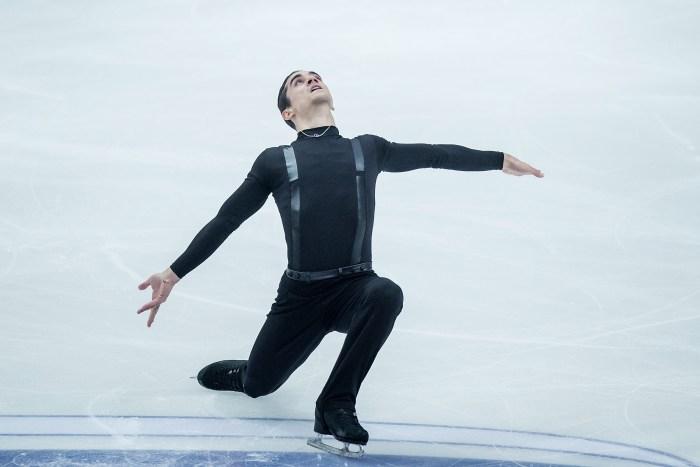 ISU Grand Prix of Figure Skating - Moscow Day 1