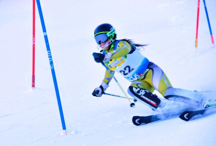 Inda Garín Slalom