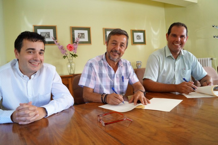 Acín, Lasierra y Garzón