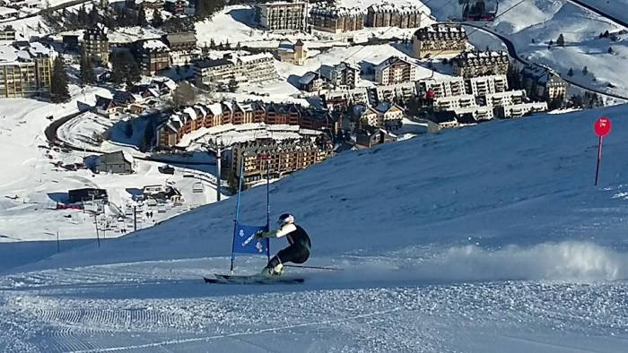 ski alpino candanchu