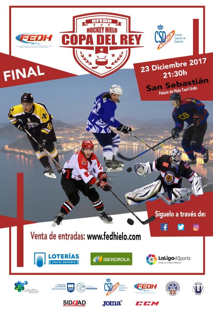 Poster Copa SM Rey 17-18