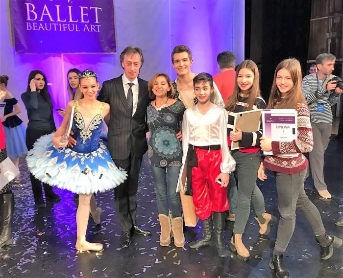 premios Saint Petersburg