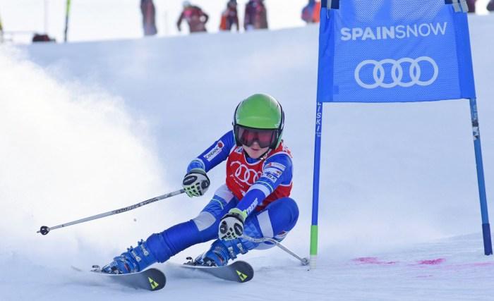 competicion esquí