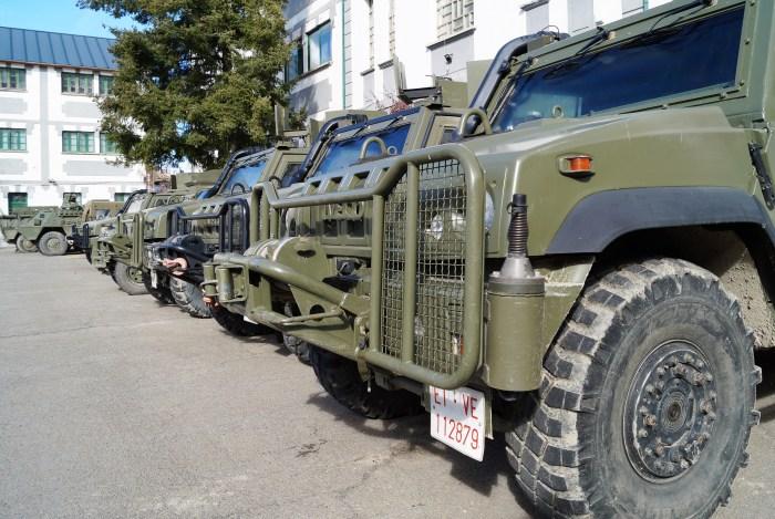 libano regimiento
