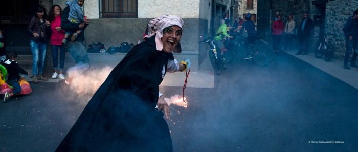pasacalles9FOTO TURISMO VILLANÚA HÉCTOR LÓPEZ