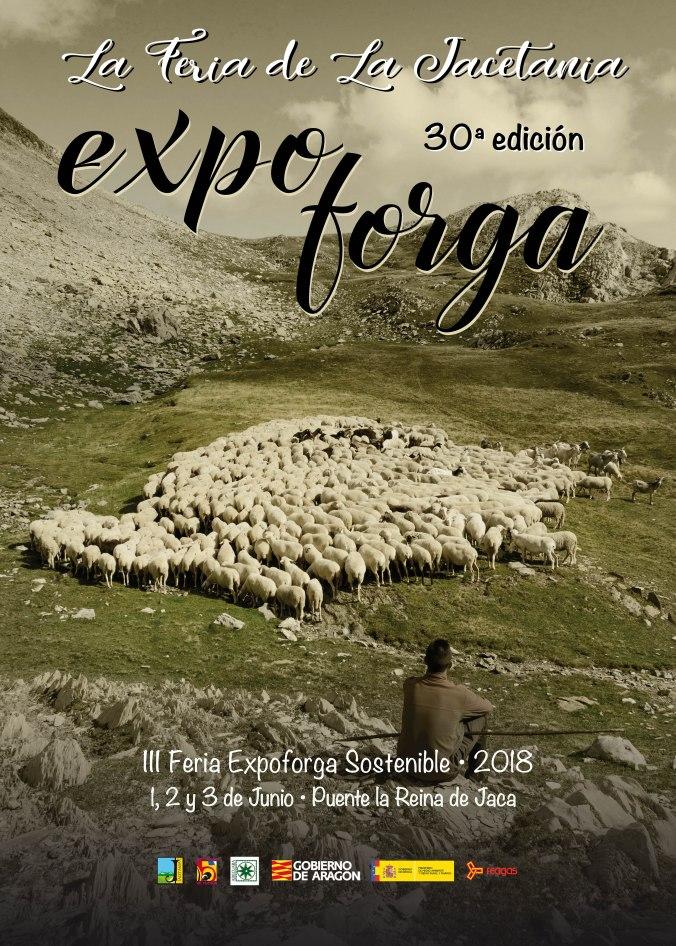 Cartel Expo Forga 18
