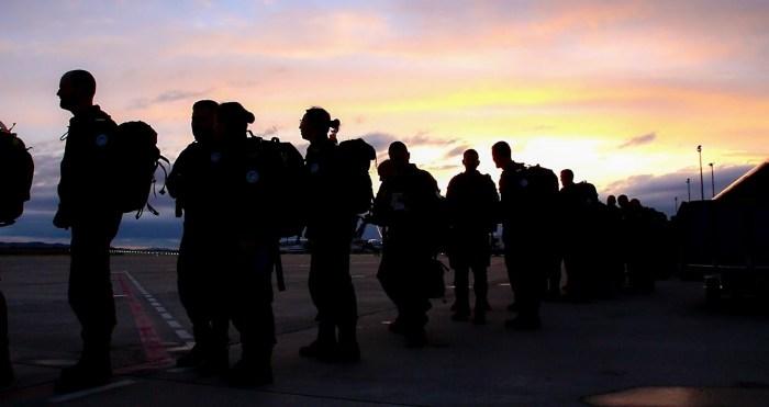 Despedida Regimiento Líbano (3)