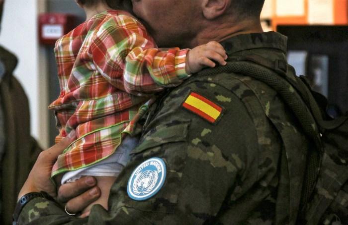 Despedida Regimiento Líbano
