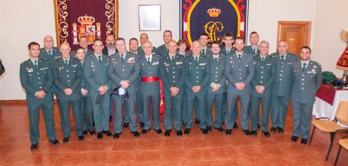 FAJA GENERAL ARRIBAS Miembros del Servicio de Montaña 07
